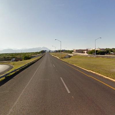 Carretera Cadereyta-Reynosa