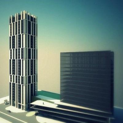 Proyecto Park Towers, San Pedro Garza García