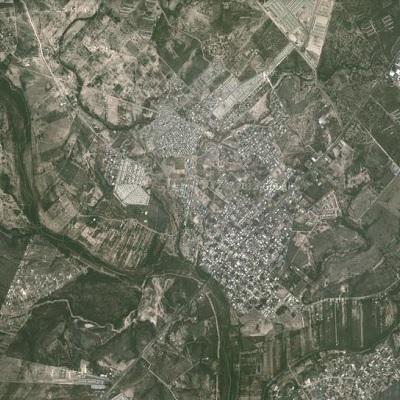 Des. Multimodal (Parque Industrial), Ciénega de Flores